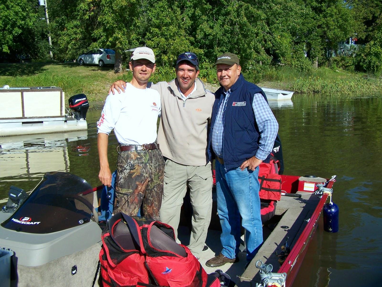 pêche au Québec, blogue de pêche, Daniel Lefaivre, pêche au doré, pêche au brochet