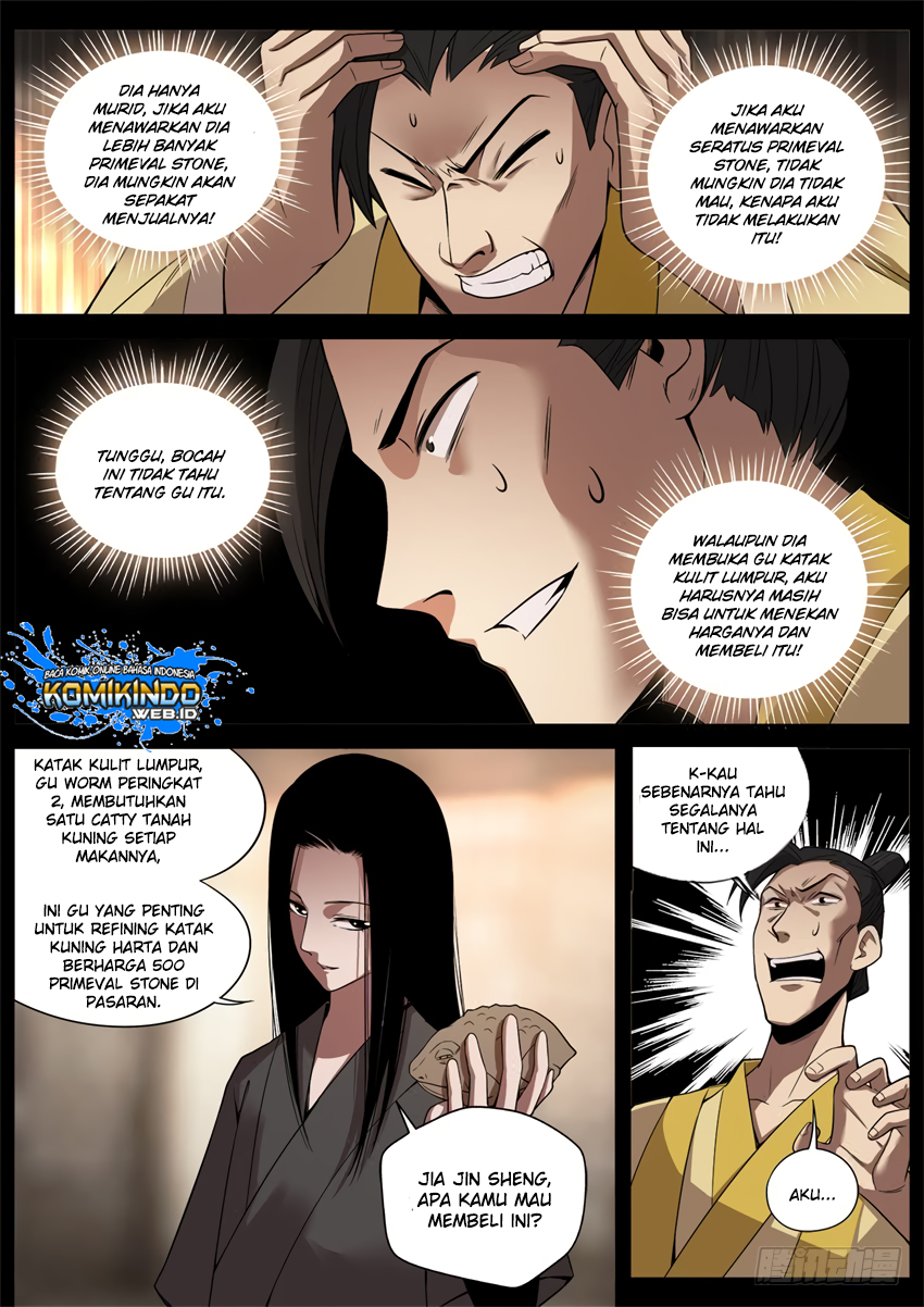 Master of Gu Chapter 37