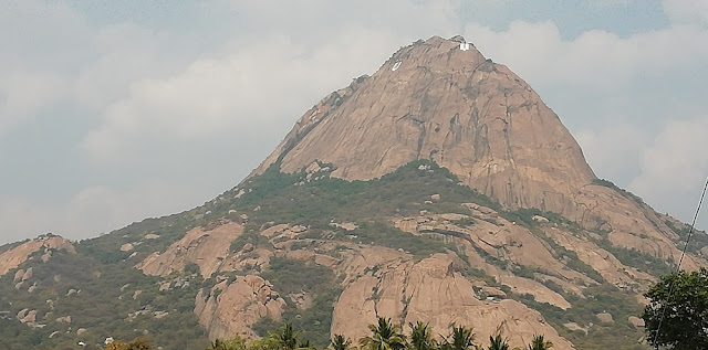 Periyamalai - The big hill