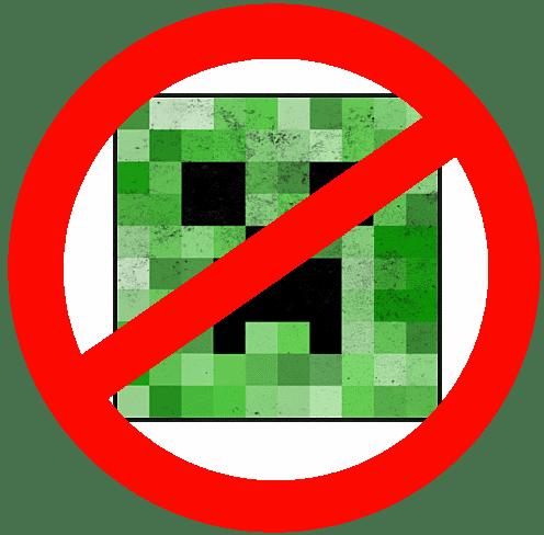 TUTORIAL] ตั้งค่าไม่ให้ ENTITY ทำลาย BLOCK ต่างๆ โดยใช้