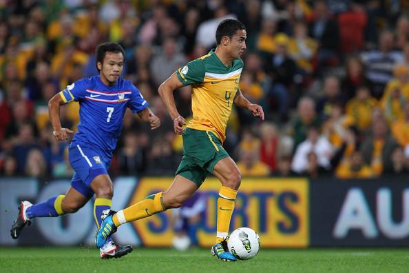 Australia vs Thailand