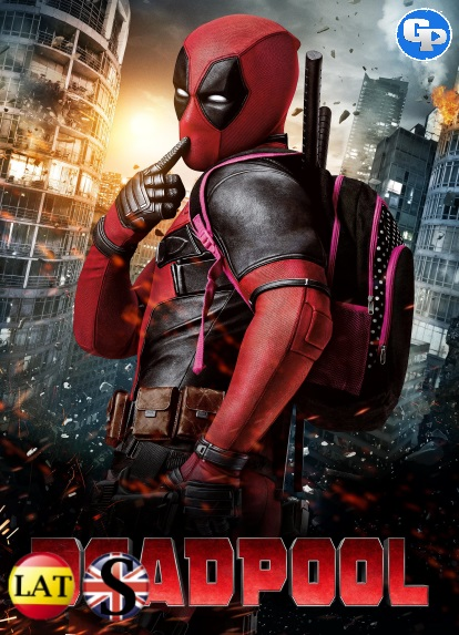 Deadpool (2016) HD 720P LATINO/INGLES