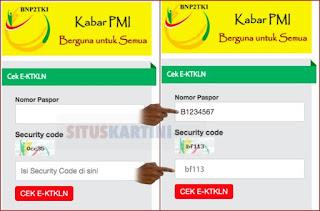 Cara Mudah Cek E-KTKLN Bagi Buruh Migran Indonesia