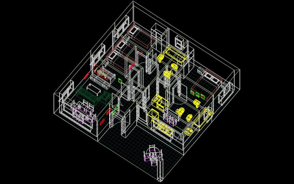 Engenharia de ponta a ponta for Casa 3d gratis
