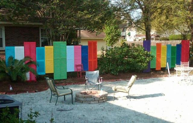 cheep garden fence panels