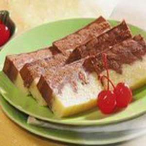 Resep dan Cara Membuat Puding Kentang Coklat