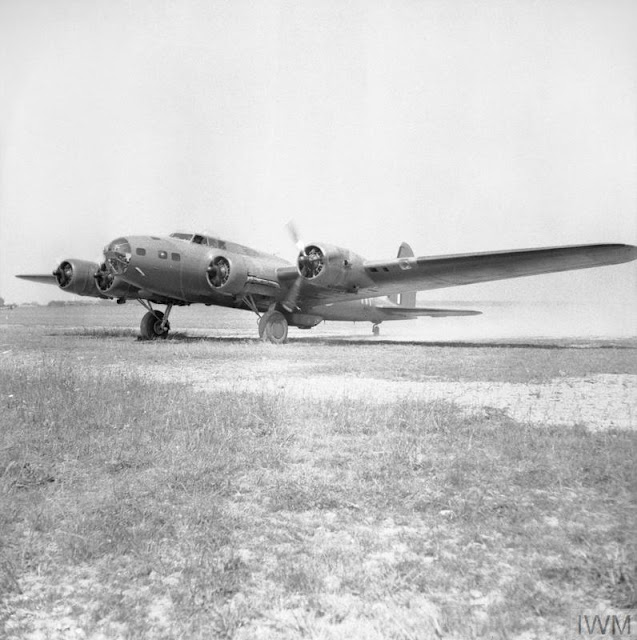 RAF B17C Flying Fortress, 1941 worldwartwo.filminspector.com