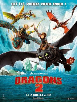 Dragons 2 en Streaming