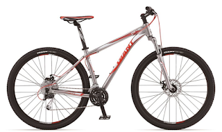 Stolen Bicycle - Giant Revel 29""