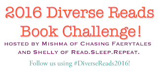 Diverse Reads Book Challenge