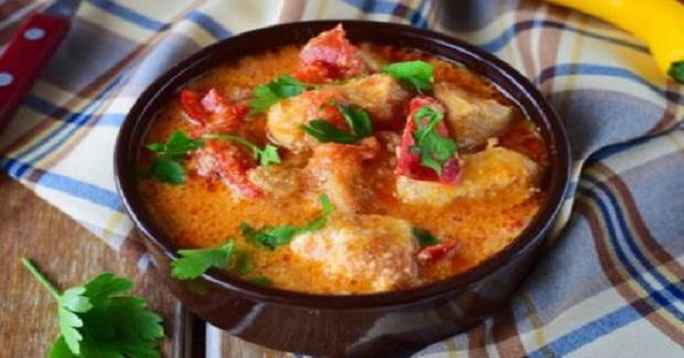 Weight Watchers Chicken Paprikash Recipe