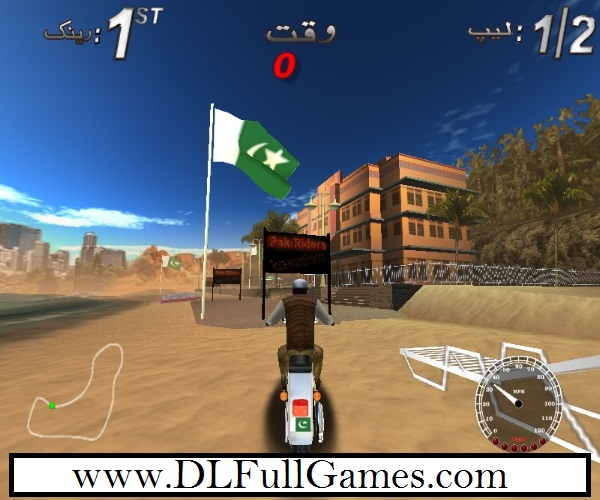 PAK RIDERS PC GAME DOWNLOAD HIGHLY COMPRESSED