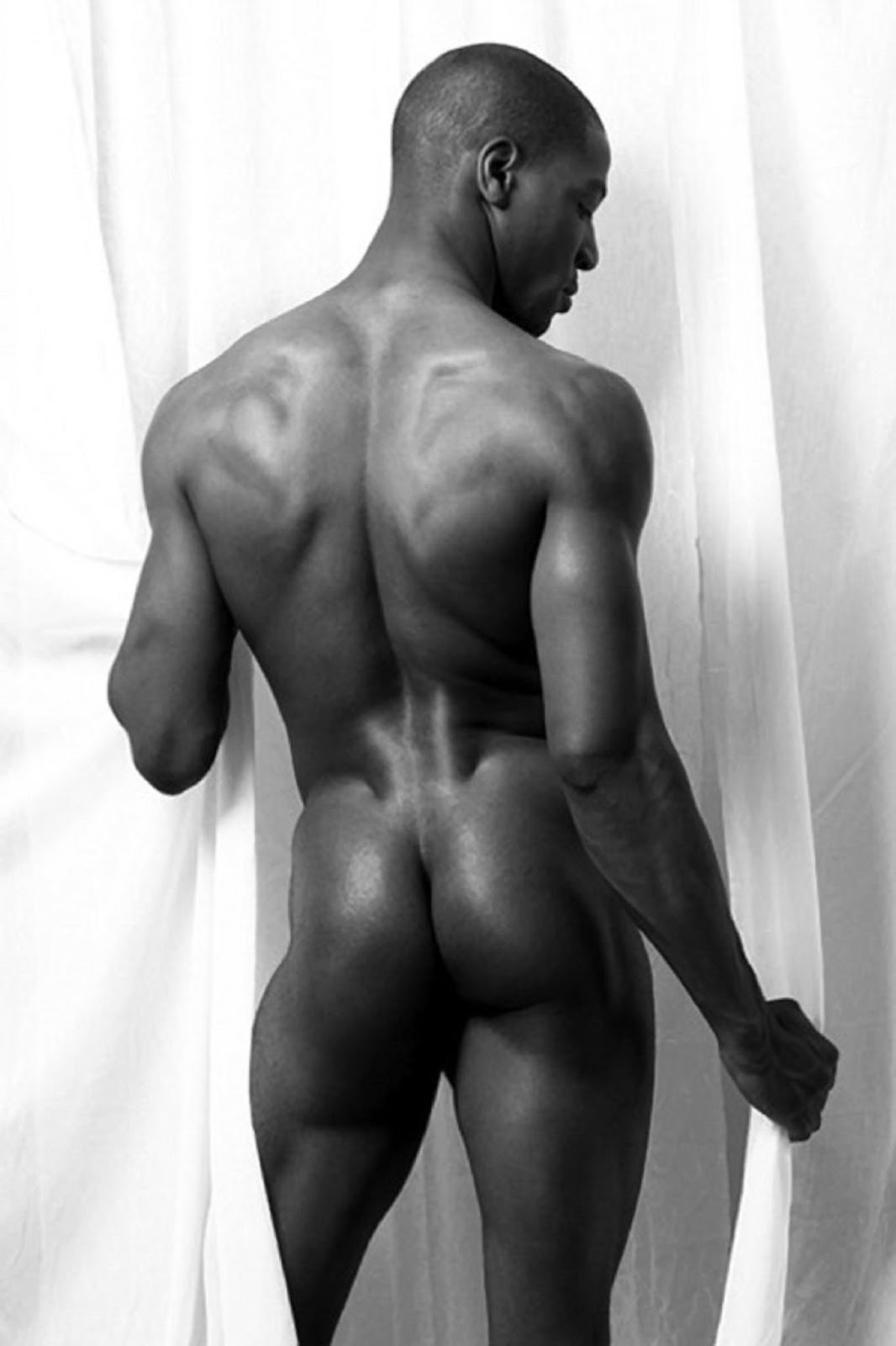Black male athletes nude pics