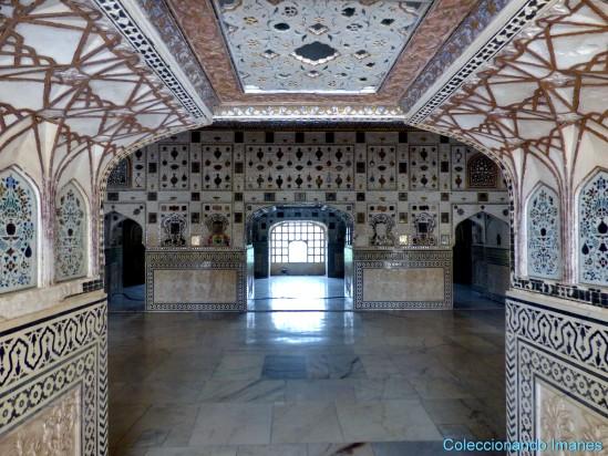 Sheesh Mahal, pabellon de los espejos