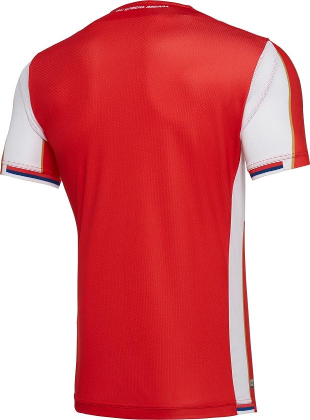 21f48fb256 Macron divulga as novas camisas do Estrela Vermelha - Show de Camisas