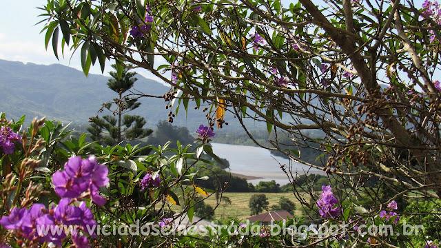 Vista do Rio Taquari, Colinas, RS