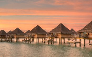 Wallpaper: Intercontinental Bora Bora
