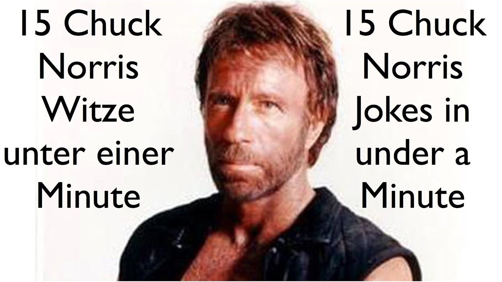 Chuck Noriss Witze