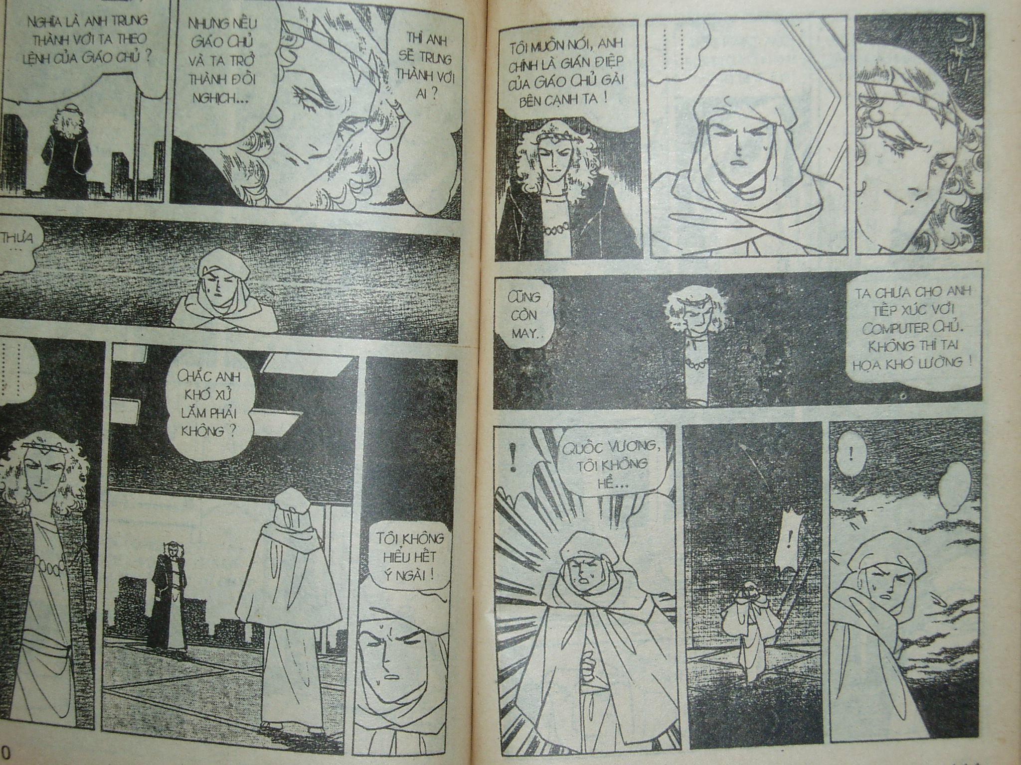 Siêu nhân Locke vol 17 trang 53