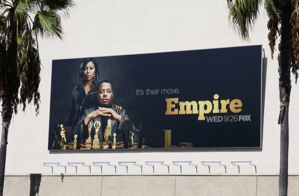Empire season 5 billboard