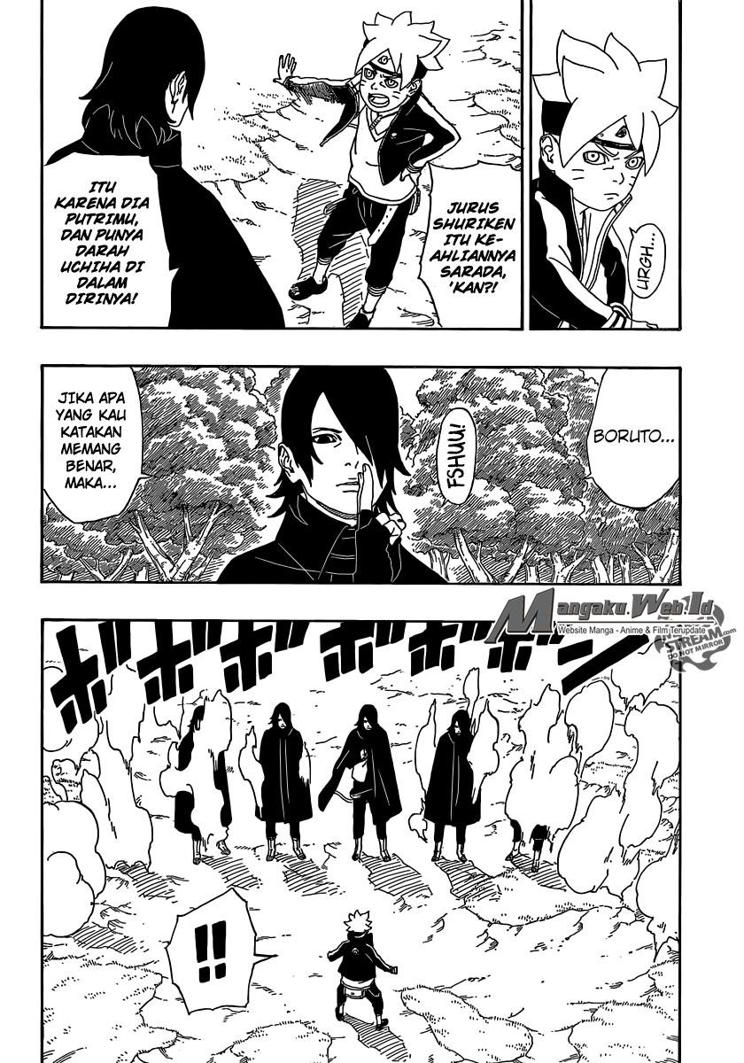 Manga Boruto Chapter 3 Bahasa Indonesia