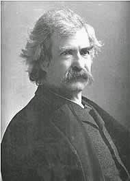 Mark Twain por Sarony