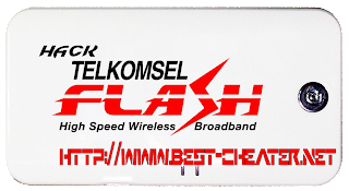 Hack Kuota Telkomsel Flash