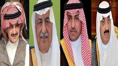 اتفاق جديد للإفراج عن الأمراء المقبوض عليهم فى السعودية