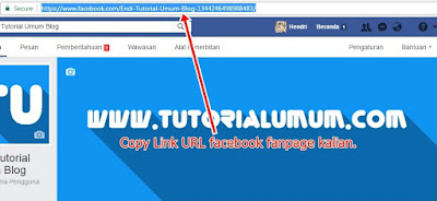 Cara Mudah Memasang Widget Fanspage Facebook di Blog