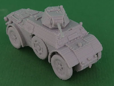 Autoblinda AB.41 Armoured Car picture 5