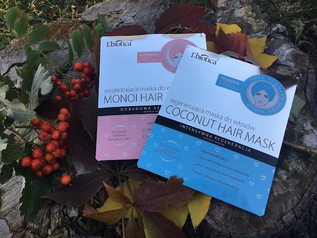 [L'biotica] Innowacyjne maski do włosów