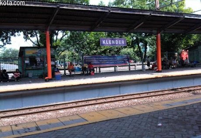 Alamat Stasiun Kelender