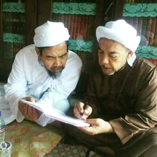Penjelasan Ilmiyah Syar'iyah Syaikhina KH. M. Najih Maimoen Tentang Peringatan Tahun Baru Masehi