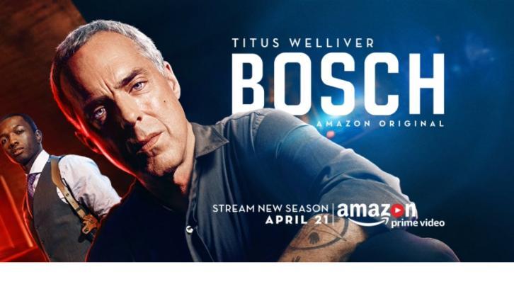 Bosch - Season 3 - Promo & Poster