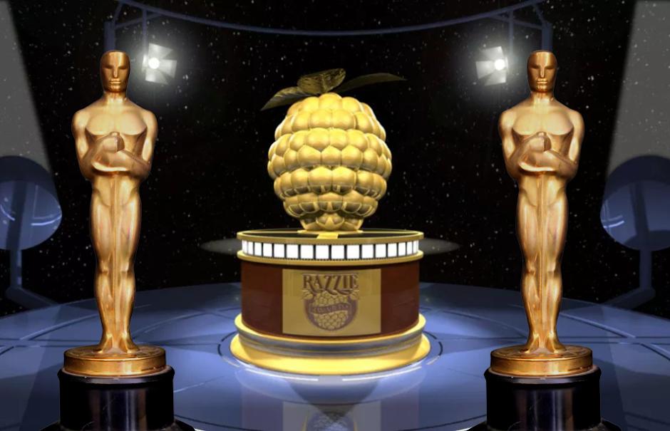 """Framboesa de Ouro critica o Oscar por adicionar categoria de """"Filme Popular"""""""