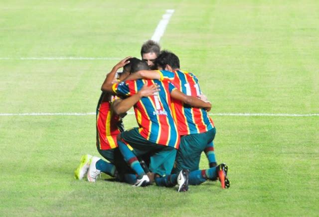 Rebaixamento do Sampaio pode ser definido no confronto contra o Bahia