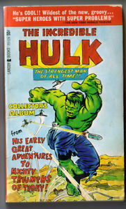 THE INCREDIBLE HULK COLLECTOR'S ALBUM!
