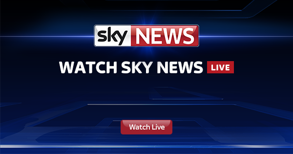 LIVE BROADCAST OF SKY NEWS