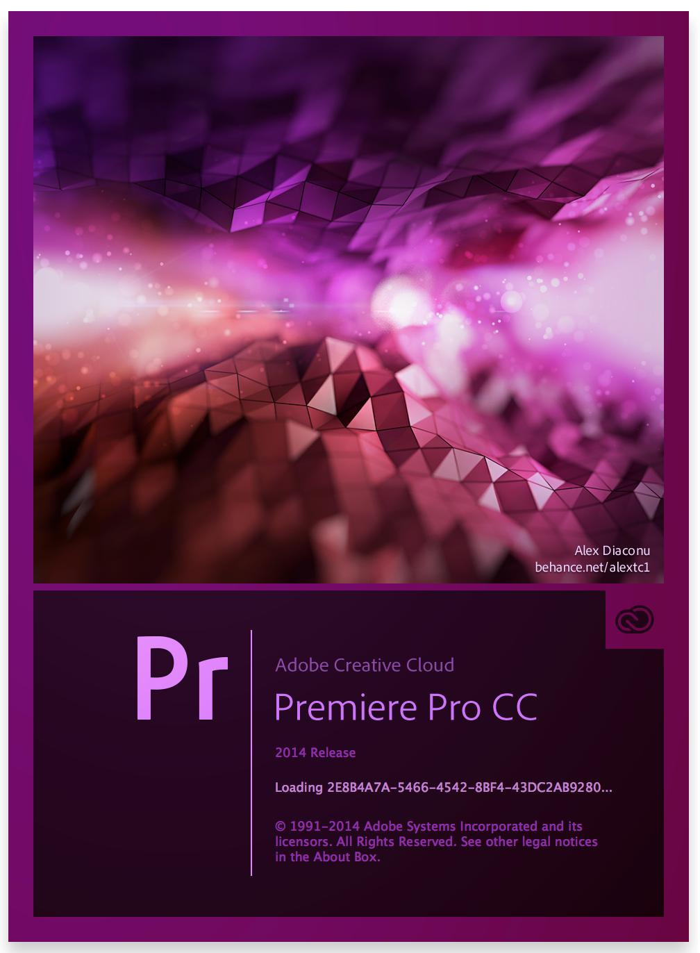 Premiere pro cc торрент.