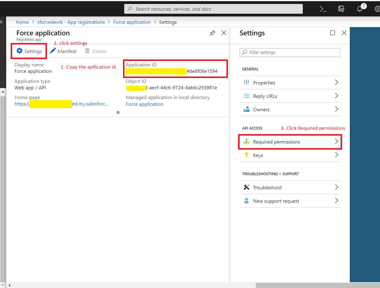 Sharepoint Integration With Salesforce - iBirds Services - Sharing