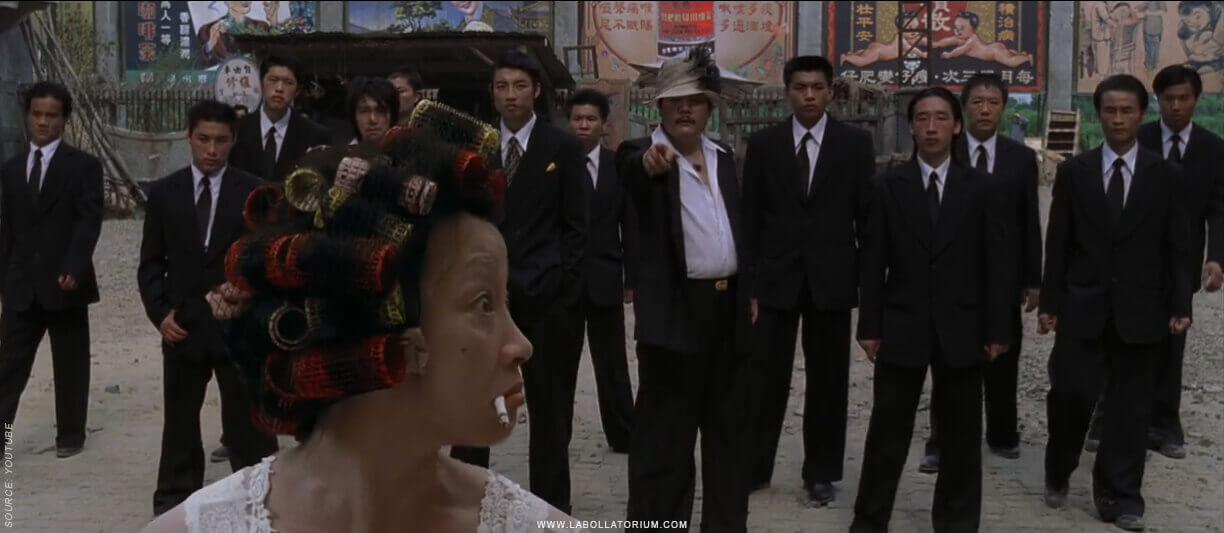Rekomendasi 5 Film Komedi Terbaik Sepanjang Masa Kung Fu Hustle China Comedy Movie