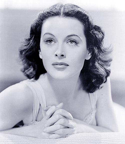 La Fascinante Vida Hedy Lamarr La Actriz Más Bella E