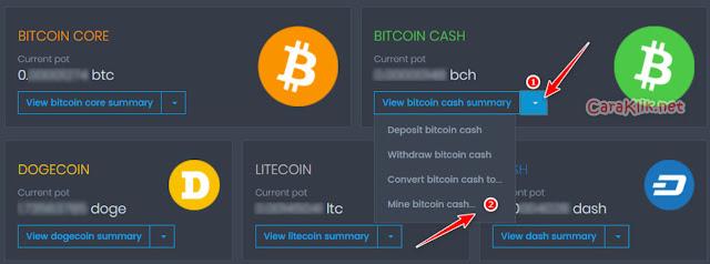 Cara Mendapatkan Bitcoin Cash (BCH) Gratis Setiap 5 Menit Sekali