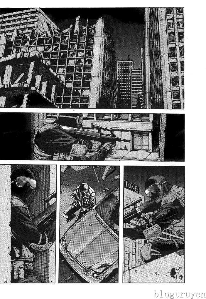 Zombie hunter chap 8 trang 25
