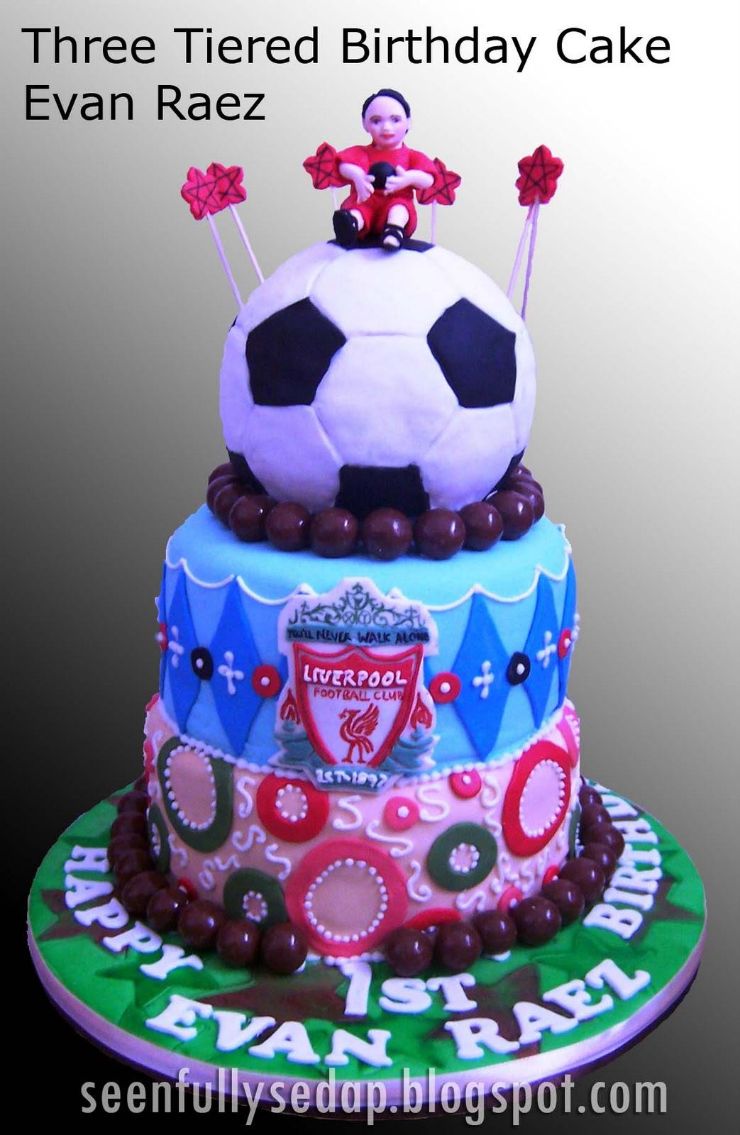 Birthday Cake Evan Raez