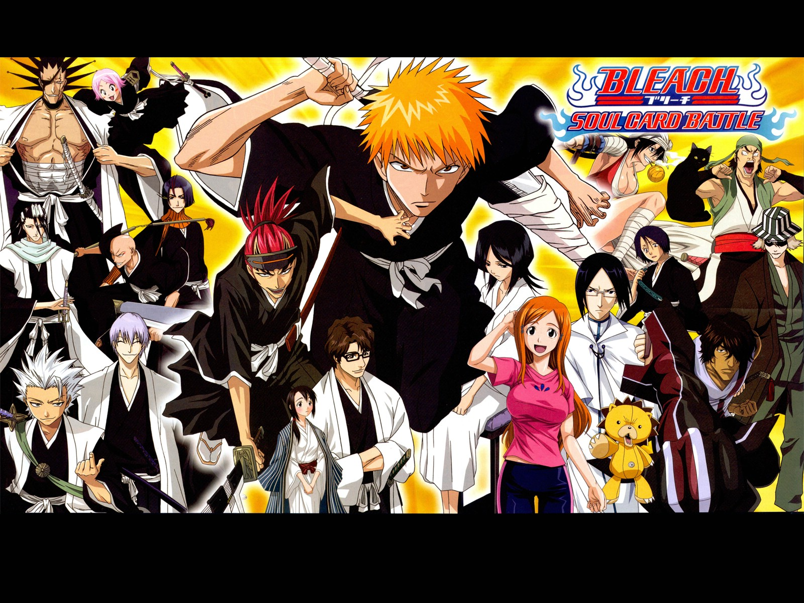 Best desktop hd wallpaper bleach wallpapers - Wallpaper manga anime ...