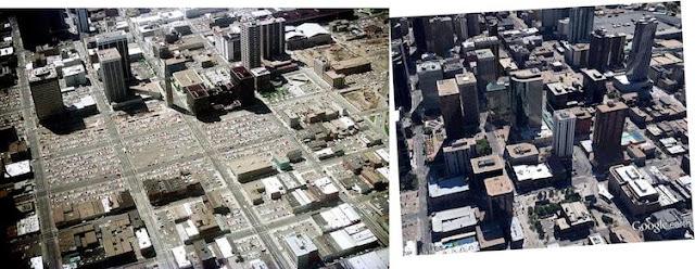 Mile High City telah berubah selama beberapa dekade terakhir, menambahkan banyak bangunan baru beserta magnet wisata seperti microbreweries dan mall untuk pejalan kaki.