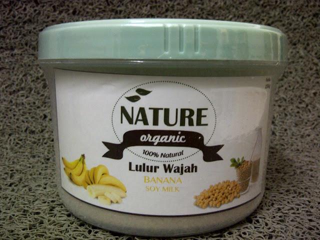 Banana Soy Milk Nature Organic