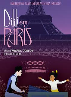 Dilili em Paris - BDRip Dual Áudio