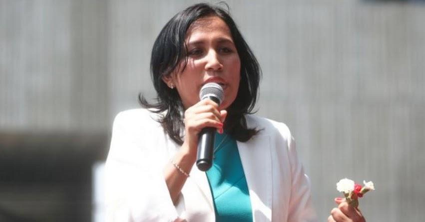 MINEDU: Es necesario el Currículo Nacional con enfoque de género para formar ciudadanos democráticos, no violentos y tolerantes a la diversidad (Flor Aideé Pablo Medina) www.minedu.gob.pe